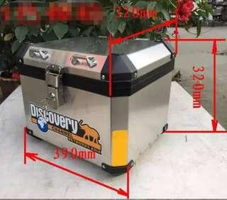 Top box Aluminium Discovery 38l