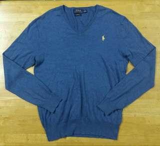 (M) Polo Ralph Lauren Slim Fit Sweatshirt