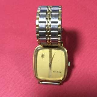 Sandoz Unisex wrist watch working