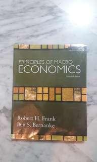 ⚫Economics(Principles Of Macro)Fourth Edition