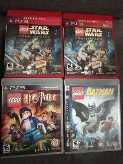 lego series ps3
