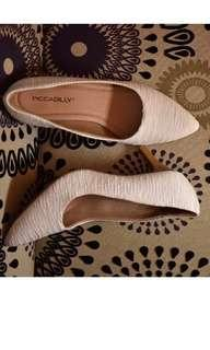 White shoes for wedding