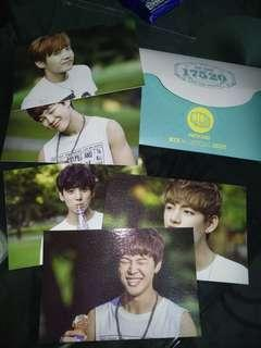 bts 2nd muster photocards #2