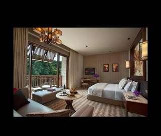 🚚 Staycation at Equarius Hotel Sentosa 5D4N