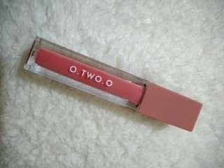 O.two.O Matte Lipstick