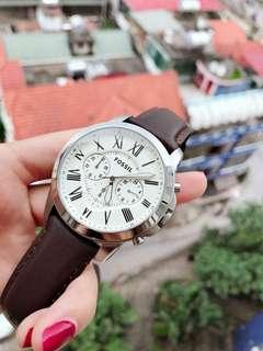 Fossil watch new