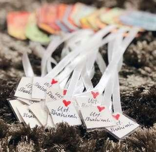 Personalised Bookmarks 🔖