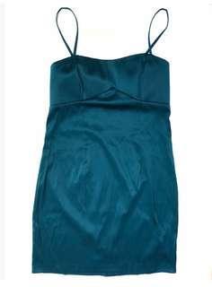FOREVER 21 Cocktail Dress (Size Medium)