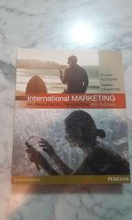 ⚫Used International Marketing(6th Edition)