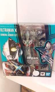 [STOCK] SHFiguarts ULTRAMAN X & GOMORA ARMOR SET