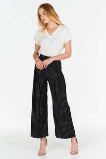 PRIN STRIPE PANTS by The Closet Lover