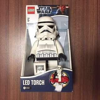LEGO Star Wars LED Torch Light Giant Stormtrooper