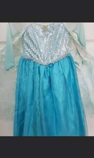 ORIGINAL Frozen Disney dress