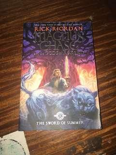 Magnus Chase: The Sword of Summer by Rick Riordan
