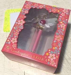 全新 百變小櫻 筆 鎖匙扣 庫洛魔法使 Cardcaptor Sakura