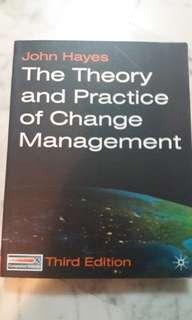 ⚫New The Theory And Practice Of Change Management(Third Edition)