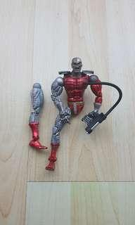 Marvel Legends Deathlok Toy-Biz Broken Leg Loose
