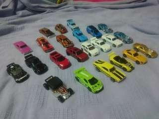 Hotwheels mix loose good condition