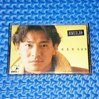 🆒 Andy Lau - Best Cantonese Selection [1992] Cassette