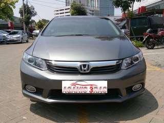 Honda New Civic 2,0 AT 2012 Pajak Panjang