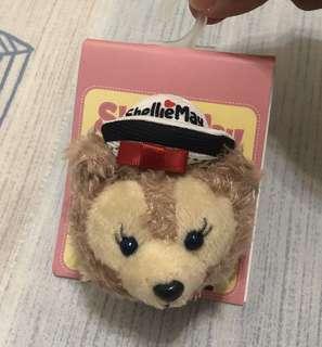 達菲熊髮圈