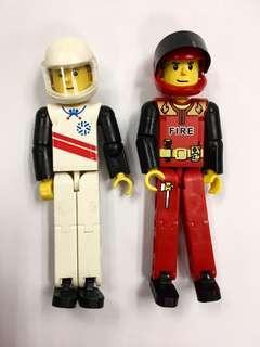 罕有Technic Lego人仔,可遇不可求。價錢是一隻人仔計