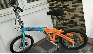 Sepeda Lipat United