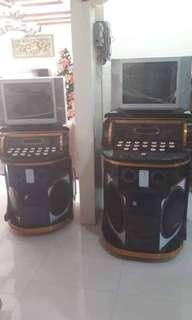 Videoke for rent! 700 per day