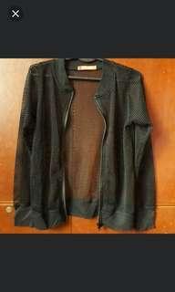 Sexy net jacket