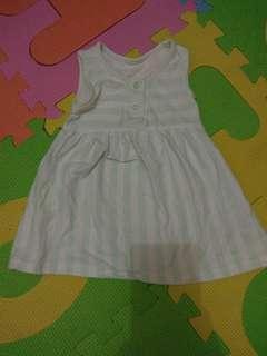 George Green Stripes Dress