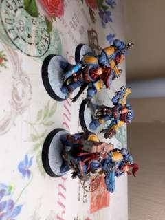 Warhammer Space Wolves Grey Hunters