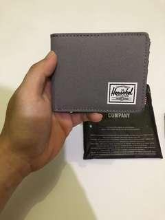 Dompet Herschel Roy Wallet Original Grey