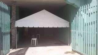 Tent for rent! 700 pesos per day.