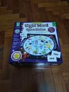 Sight Word Board Game - Educational