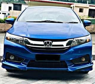 SAMBUNG BAYAR  HONDA CITY AUTO 1.5 I-VTEC YEAR 2014 MONTHLY RM 810 BALANCE 4 YEARS 11 MONTHS ROADTAX NOV 2019 RADIO TOUCH SCREEN BODYKIT TIPTOP CONDITION  DP KLIK wasap.my/60133524312/city