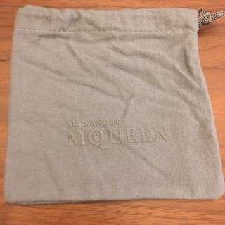 🆕Alexander McQueen 細塵袋 索繩袋 dust Bag dust cover