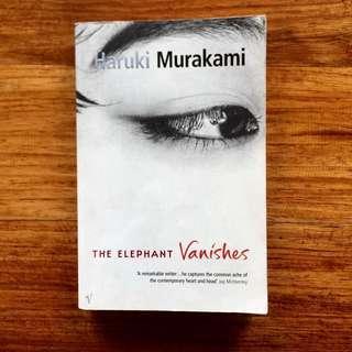Book: Haruki Murakami - The Elephant Vanishes