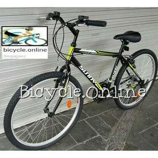 """26"""" MTB / Mountain Bike. 12 Speeds,  thumb shifters. Brand new bicycle."""