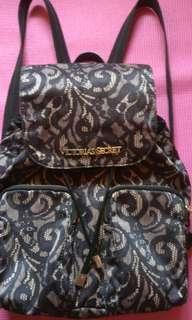 Authentic Victoria Secret backpack