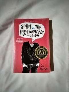 Simon vs the Homosapiens Agenda by Becky Abertalli