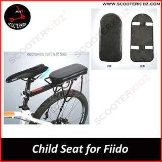 Child seat for Fiido & Bicycle (Upgraded version)