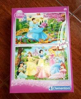 (NEW) Disney Princess Puzzle