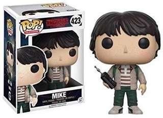Funko Pop - (Stranger Things) Mike Wheeler and Max Mayfield