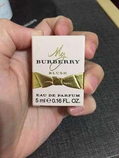 🚚 Burberry-My burberry blush女性淡香精
