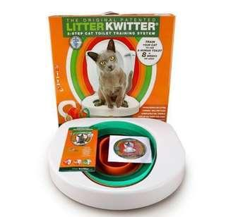 Cat Litter Kwitter