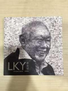 Free delivery Lee Kuan Yew LKY: A Pictorial Memoir