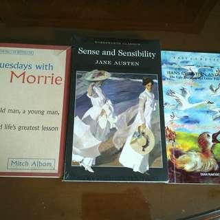Sale buku novel dan nonfiksi