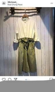 Closet26 (closet stage) stylish one piece 2018