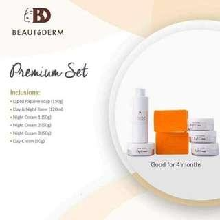 Beautèderm Premium Set