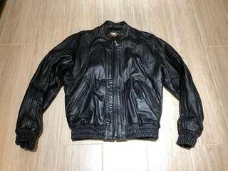 Harley Davidson Leather Jacket Black M size